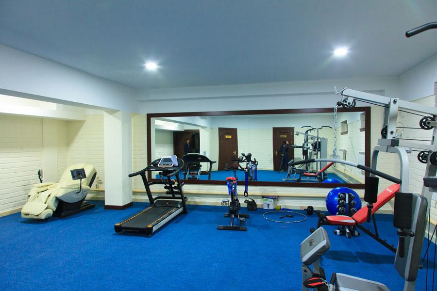 Фитнес центр - Rakat Plaza